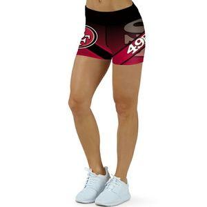 San Francisco 49ers Shorts Small-XXL (0/2-14)